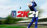 PGA Tour 2K21 - Ecco il primo video gameplay