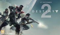Destiny 2 - Il lancio della versione console è stato anticipato di due giorni