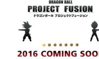 Dragon Ball Project Fusion - Aperto il sito del game