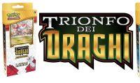 L'era dei draghi è in arrivo: la nuova espansione del GCC Pokémon, Trionfo dei Draghi, in uscita a settembre