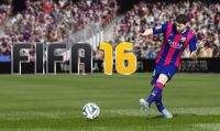FIFA 16 - Video gameplay off-screen dalla GamesCom