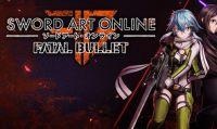 La saga di Sword Art Online potrebbe arrivare anche su Switch