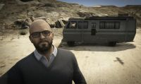 Breaking Bad riprodotto su GTA V