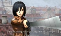 Un nuovo trailer per AoT: Wings of Freedom