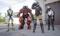 Anthem - BioWare svela come sono state costruite le tute Javelin presenti all'EA Play