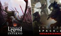 In arrivo due espansioni per Endless Space 2 ed Endless Legend