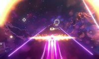 Lo smash-hit rhythm game, AVICII Invector, arriva su Nintendo Switch con una demo gratuita