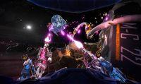 Preparati per l'azione competitiva in realtà virtuale di Space Junkies