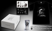 Apre il web store ufficiale di Kojima Production