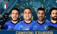 PES 2020 - La nazionale italiana è campione d'Europa