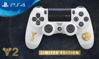 Destiny 2 - Annunciato un Dualshock 4 a tema in edizione limitata