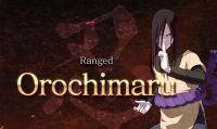 Orochimaru pronto alla battaglia in Naruto to Boruto: Shinobi Striker
