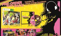 Una limited-edition per 'Persona 4 Arena'
