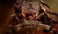 For Honor - Trailer e dettagli per ''Season 2: Shadow & Might''
