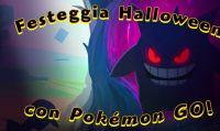 Pokémon GO si prepara a festeggiare Halloween