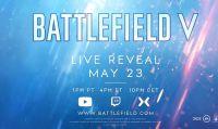 Confermato l'evento reveal di Battlefield V per il 23 maggio