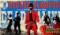 Red Dead Online - Ecco la taglia di Red Ben Clempson