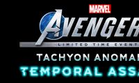 Marvel's Avengers - Disponibile l'evento Anomalia Tachionica