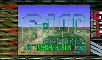La versione SEGA AGES di G-LOC: Air Battle atterra su Nintendo Switch il 30 aprile 2020