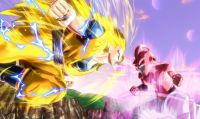 Il team di Dragon Ball Xenoverse al Japan Expo