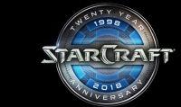 Blizzard festeggia il ventesimo compleanno di StarCraft