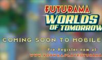 Nuovo trailer per Futurama: Worlds of Tomorrow