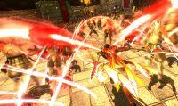 Sengoku Basara: Sanada Yukimura-Den si mostra in un nuovo gameplay