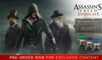 Assassin's Creed Syndicate - Darwin e Dickens come bonus pre-order