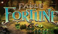 Fable Fortune arriva su PC e Xbox One il prossimo 11 luglio