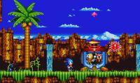 Sonic Mania Plus arriva nei negozi il 17 luglio