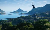 A spasso per il parco divertimenti di Jurassic World Evolution