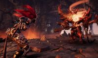 Darksiders III - Ecco come appare la forma Flame Fury