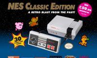 NES Classic Mini - Nintendo spiega le possibilità di visualizzazione