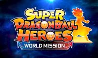 Super Dragon Ball Heroes World Mission annunciato per Nintendo Switch e Steam in Europa
