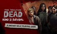 The Walking Dead: Road to Survival arriva su iOS e Android