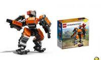 Blizzard e LEGO presentano il modello componibile di Bastion