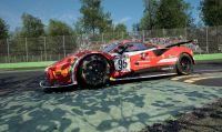 Ferrari GT World Challenge - La realtà incontra la simulazione