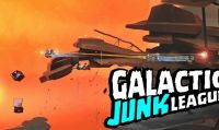 Nuovo update per Galactic Junk League