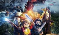 LEGO Lo Hobbit Key Art disponibile
