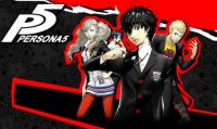 Debutto da record per Persona 5 nella classifica di vendite in UK