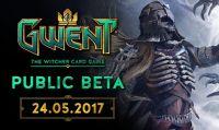 Arriva la Beta pubblica di Gwent: The Witcher Card Game