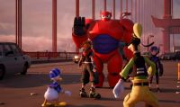 Kingdom Hearts 3 Il nuovo trailer mostra Big Hero 6