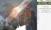 2K annuncia Evolve