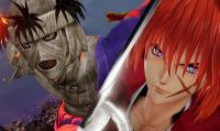 Due spadaccini di Rurouni Kenshin presenti nel roster di Jump Force
