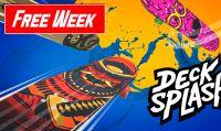 Decksplash arriva il 2 novembre su Steam, con una settimana gratuita