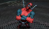 Nuova serie di immagini per Deadpool