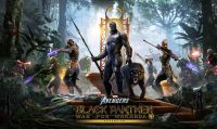 Marvel's Avengers - Ecco il Black Panther Animatic Trailer