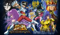 Nuovo trailer per Saint Seiya: Soldiers' Soul