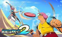 Dotemu annuncia Windjammers 2, previsto per il 2019