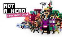 Not A Hero: Super Snazzy Edition ora disponibile su Nintendo Switch